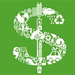 Green Dollarsign