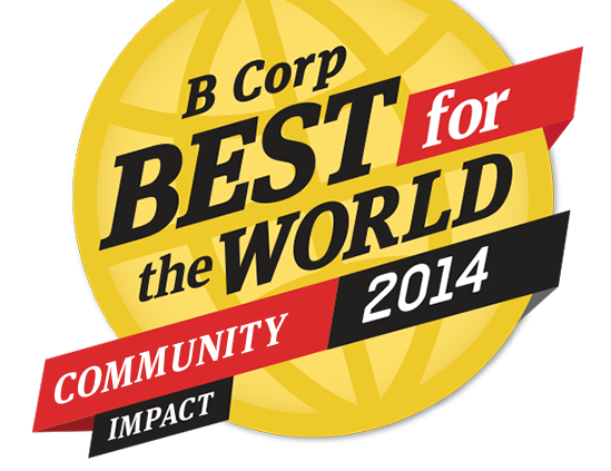 B Lab Best for Community Impact